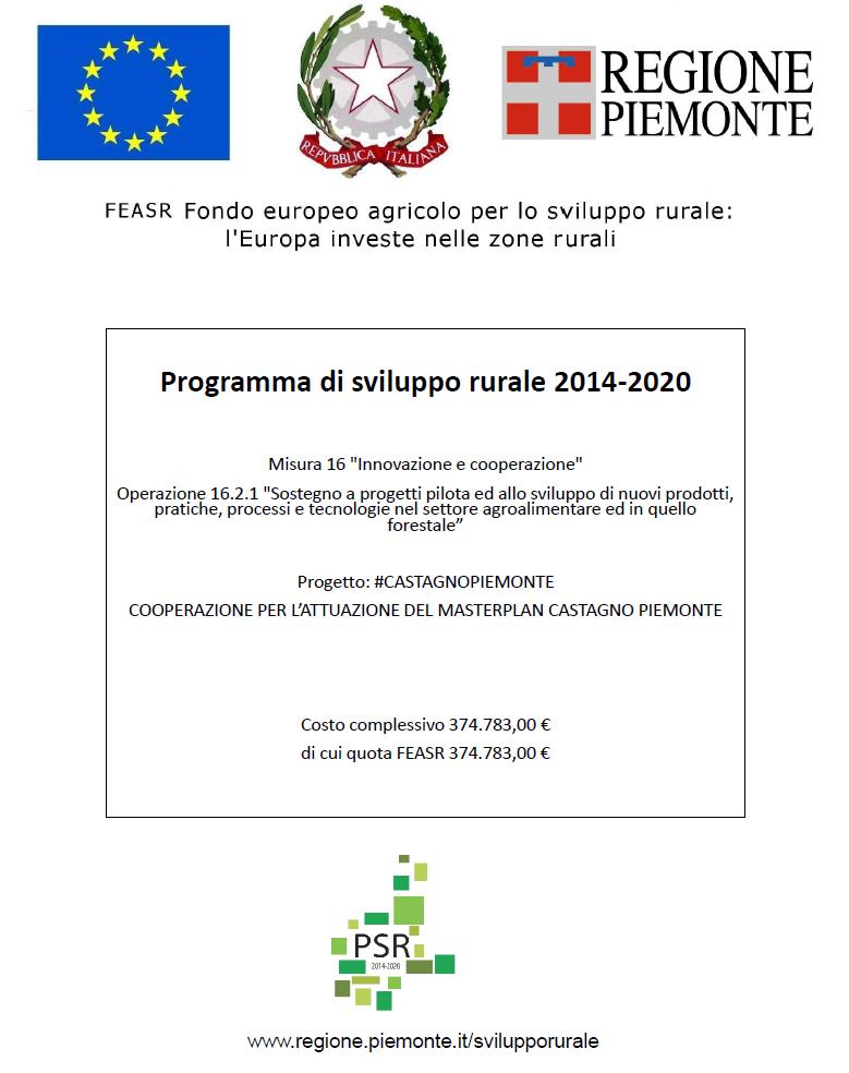 Progetto CastagnoPiemonte